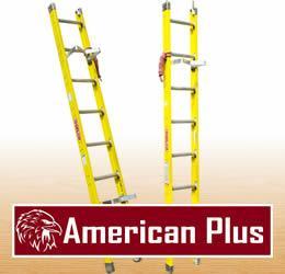 escalera american plus
