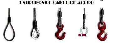 Estrobos De Cables De Acero